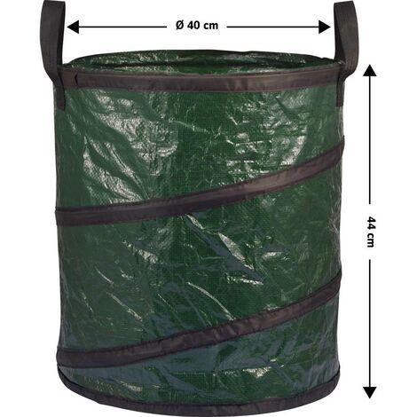 Basetech BT-1702852 Sac de jardinage 56 l vert