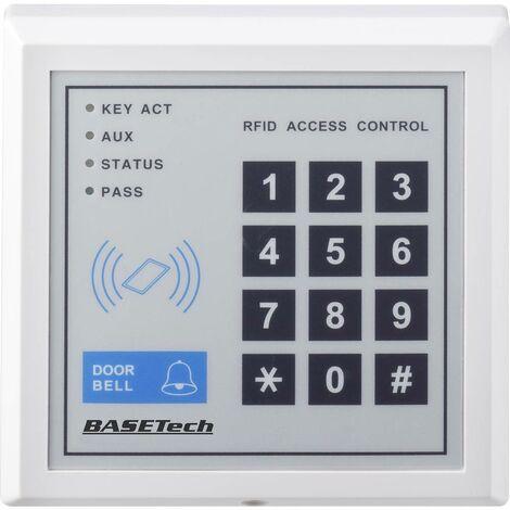 Basetech BT-1833947 Serrure à code montage apparent (en saillie) 12 V