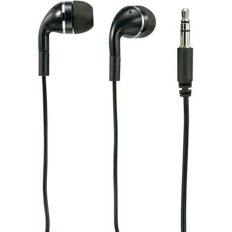 Basetech E-H 115 Earphones Black