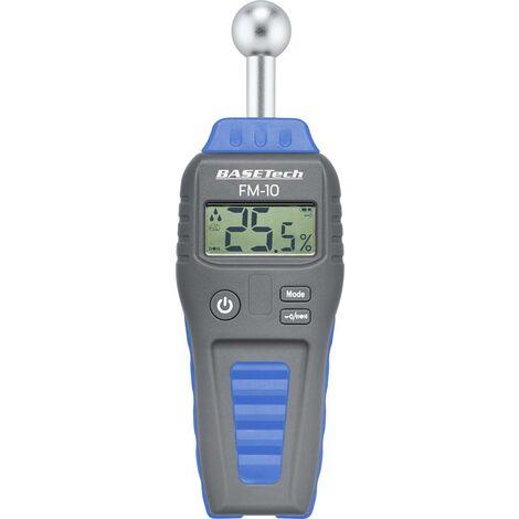 Basetech FM-10 Materialfeuchtemessgerät Messbereich Baufeuchtigkeit (Bereich) 0.1 bis 99.9% vol Mes X503811