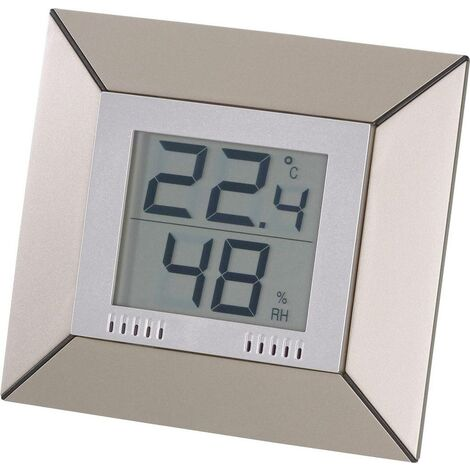 Basetech Thermo-/Hygrometer Champagner Y672261