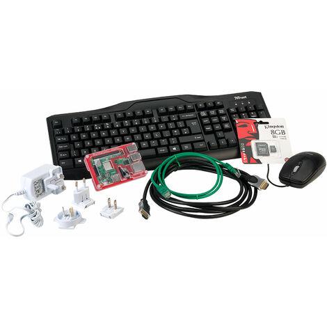 Basic Raspberry Pi Kit Including Model 3 B+