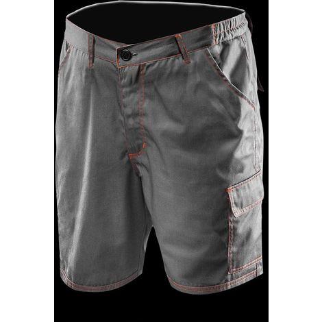 BASIC Shorts est un produit d'e't pratique et pratique de la ligne de vtements de travail pour les professionnels et les bricoleurs qui entreprennent des travaux de r?novation en coton et en polyester.Grce a' la ceinture ?lastique, ils s'adaptent bien au