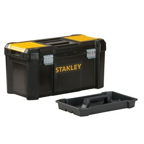 Basic Toolbox With Organiser Top