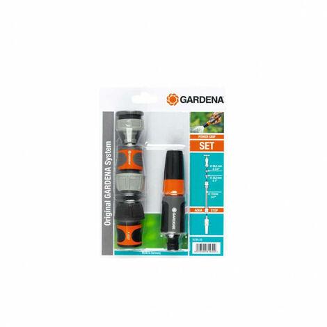 """Basic watering kit for 19 mm 3/4"""" hoses GARDENA - 18296-20"""