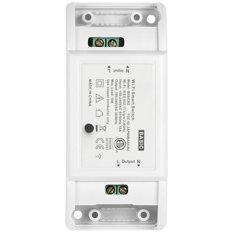 """main image of """"Basic Wireless Remote Switch for Universal Smart Home Module White"""""""