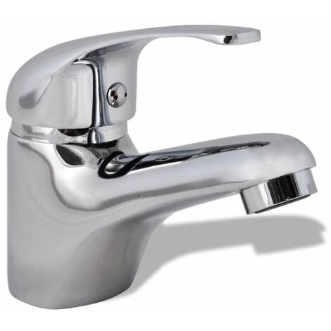 Basin Mixer Tap Chrome