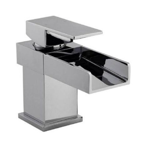 Basin Mono Mixer Tap Including Waste - Series AO by Voda Design