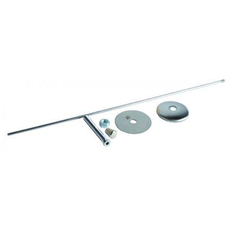 Basin or bidet pull rod L213 - NICOLL : 0201004