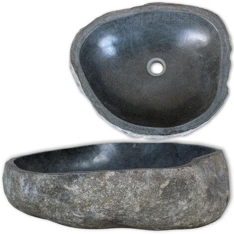 Basin River Stone Oval 46-52 cm