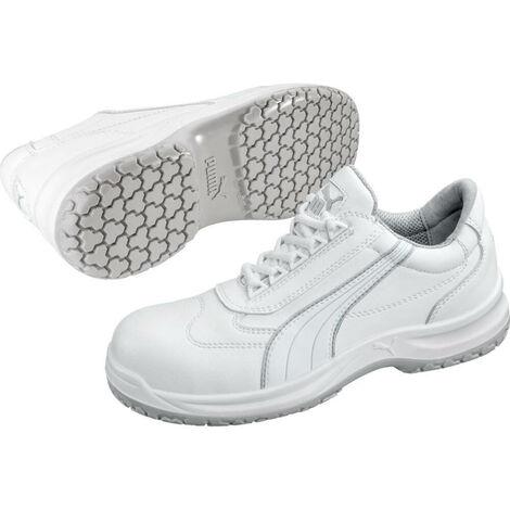 Basket de sécurité basse Puma Clarity Low S2 SRC Blanc