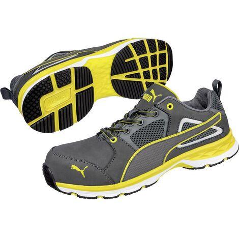 Chaussures de sécurité ESD S1P PUMA Safety PACE 2.0 YELLOW LOW 643800 42 Taille: 42 noir, jaune 1 paire(s)