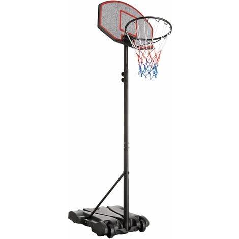 Basketball Hoop Harlem - black
