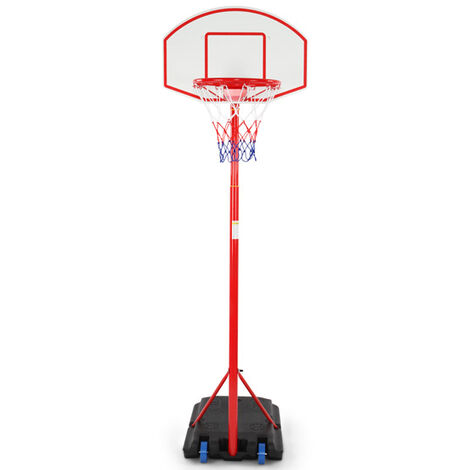 Basketballkorb Basketballständer Board Basketball Korb ca. 113- 2,36 m