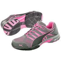d61361b79e712 Baskets de sécurité femme Celerity Knit S1 HRO SRC Puma roses
