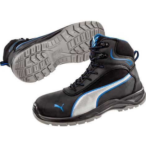 Baskets de sécurité hautes Atomic S3 SRC Puma Noires/Bleues