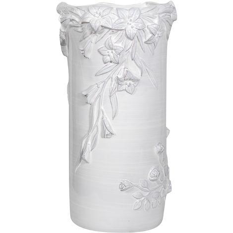 Bassano ceramic umbrella stand L29XD29XH51 CM Made in Italy