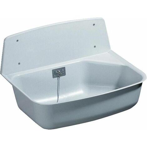 bassin d 39 evier en plastique 39 astrid 39 525 x 376 x 416mm. Black Bedroom Furniture Sets. Home Design Ideas
