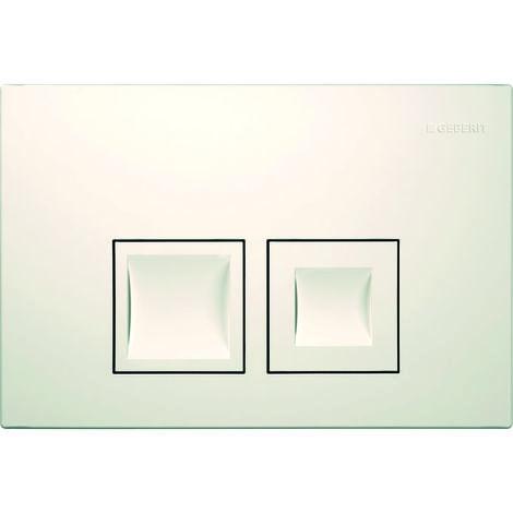 Bastidor de soporte Geberit Duofix Basic 112 cm, SPK UP100 + Delta 21 blanco + conjunto de aislamiento acústico