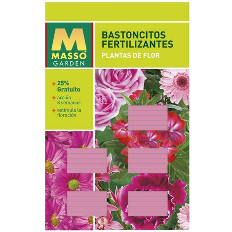 Bastoncitos Fertilizantes Plantas De Flor 45Gr - NEOFERR