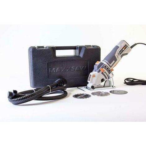 "main image of ""Batavia 7062244 Maxx Saw 85mm Compact Plunge Saw 600 Watt 240 Volt & Case"""