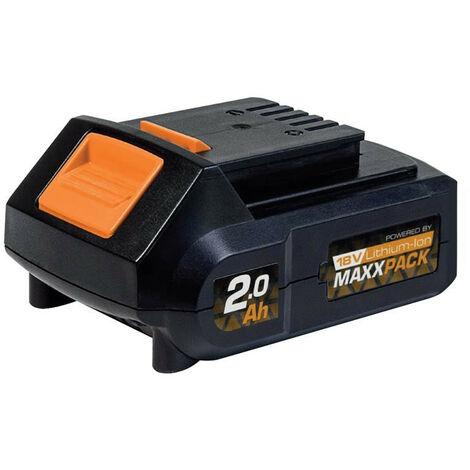 Batavia 7062517 Maxxpack Slide Battery Pack 18V 2.0Ah Li-Ion