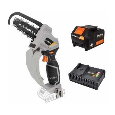 """main image of """"Batavia Maxxpack Collection 18V Nexxsaw Cordless Compact Chainsaw Pruning Saw Set (including battery)"""""""