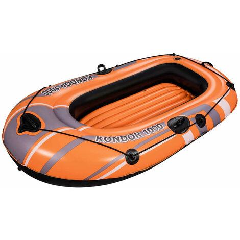 Bateau Gonflable Bestway Hydro-Force Raft Kondor 1000 1 Personne