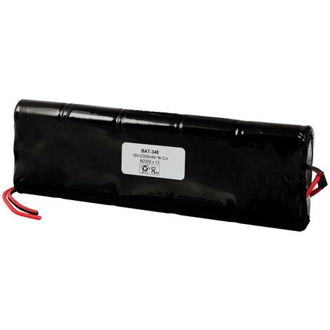 Bateria 18Vdc 2000mA NiCd SSD1900x15