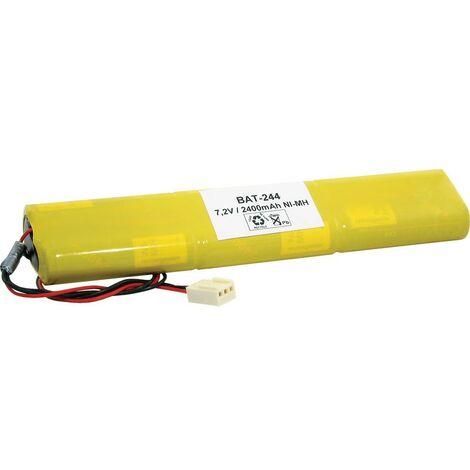Bateria 7,2V 2500mA NIMH RACING 6xAA