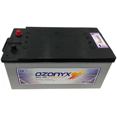 Batería AGM 12v - 250 AH | Hermética OZONYX