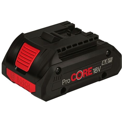 Batería BOSCH GBA 18V 4,0 Ah ProCore