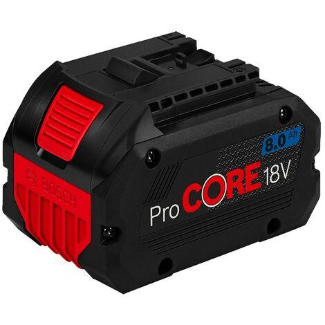 Batería BOSCH GBA 18V 8,0 Ah ProCore