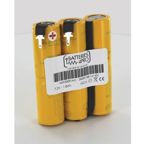 Batería Bosch para frontera tamaño 70 AGS, AGS 10-6