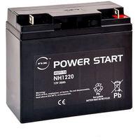 Bateria Castelgarden TC122