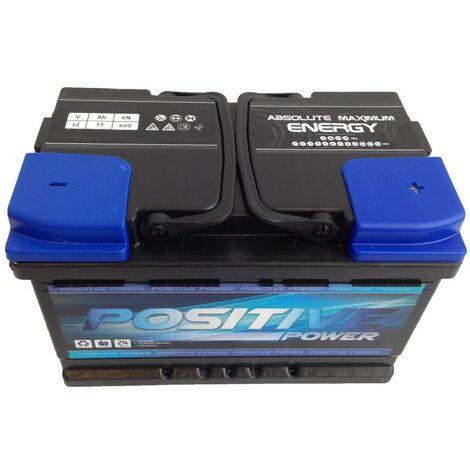 """main image of """"Batería Coche 77 Ah 680A   Positive Power"""""""