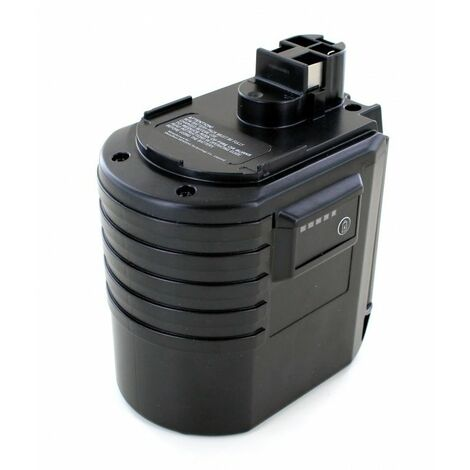 Batería de 24V 3Ah NiMh compatible BOSCH 2607335216