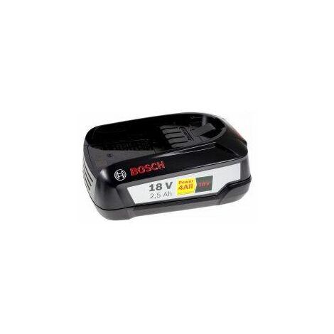 Batería de Alta Capacidad para Bosch Taladro PSR 18 LI-2 Original 2500mAh