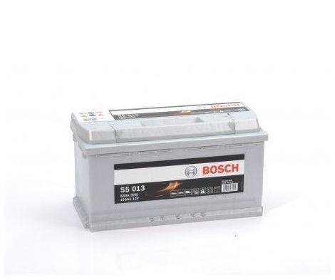Batería de Coche Bosch 100Ah 830A EN S5013 borne + dcha