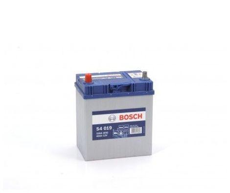 Batería de Coche Bosch 40Ah 330A EN S4019 borne + izq