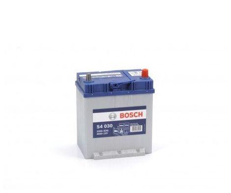 Batería de Coche Bosch 40Ah 330A EN S4030 borne + dcha