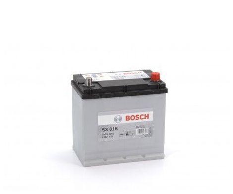 Batería de Coche Bosch 45Ah 300A EN S3016 borne + dcha
