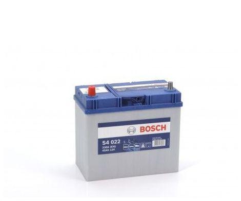 Batería de Coche Bosch 45Ah 330A EN S4022 borne + izq