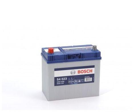 Batería de Coche Bosch 45Ah 330A EN S4023 borne + izq