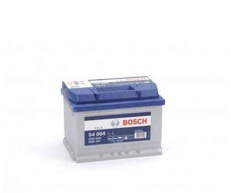 Batería de Coche Bosch 60Ah 540A EN S4004 borne + dcha