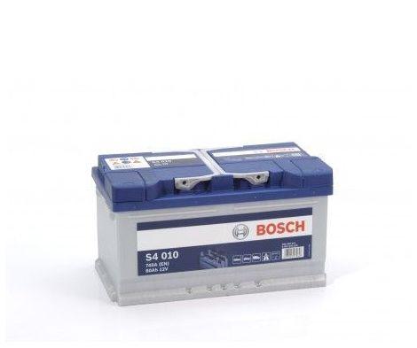 Batería de Coche Bosch 80Ah 740A EN S4010 borne + dcha