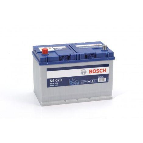Batería de Coche Bosch 95Ah 830A EN S4029 borne + dcha