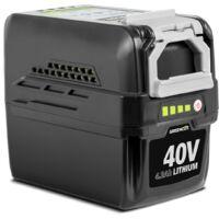 Batería de litio de 4.0Ah para herramientas jardinería sistema GREENCUT 40V