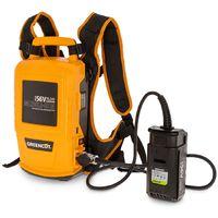 Bateria de mochila 18.2Ah de litio profesional 56V cómoda y universal- GREENCUT
