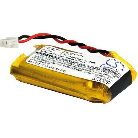 Bateria De Reemplazo Para Collar de adiestramiento SPORDOG SD1800